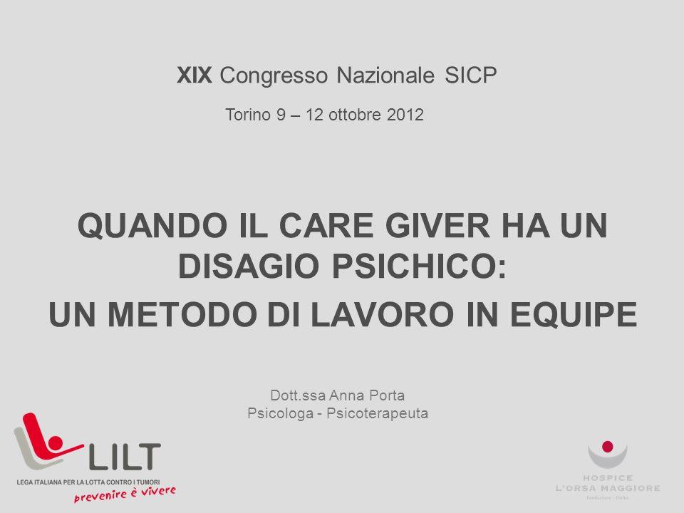 XIX Congresso Nazionale SICP