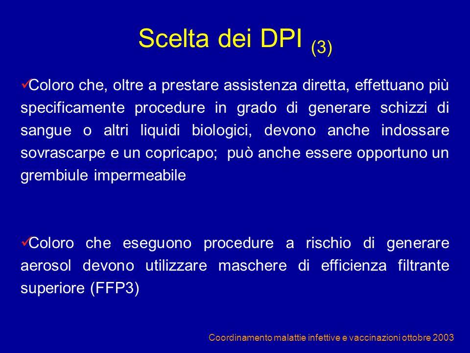 Scelta dei DPI (3)