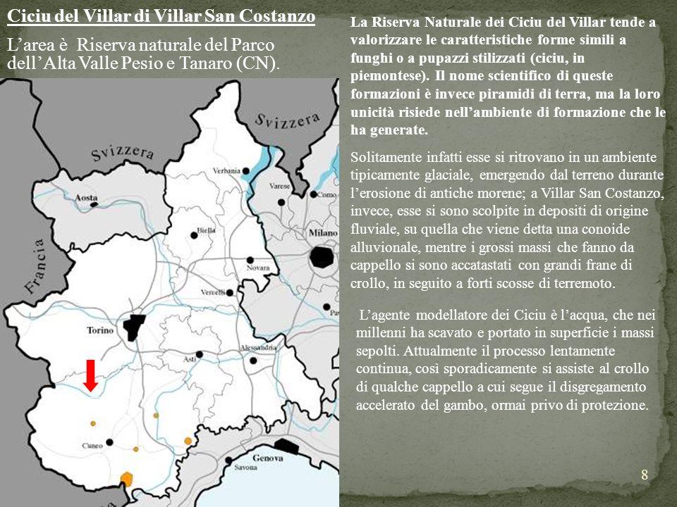 Ciciu del Villar di Villar San Costanzo