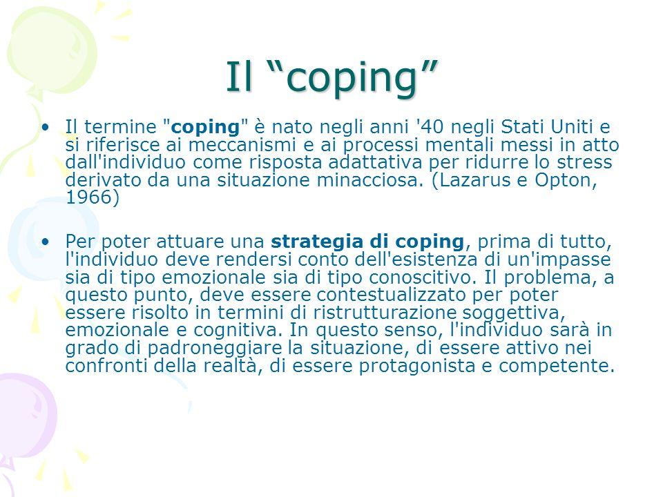 Il coping