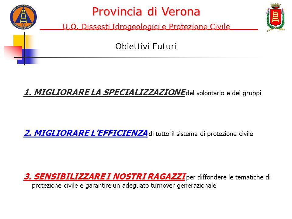 Unità Operativa Dissesti Idrogeologici e Protezione Civile