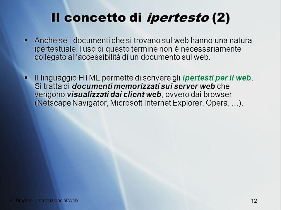 Il concetto di ipertesto (2)