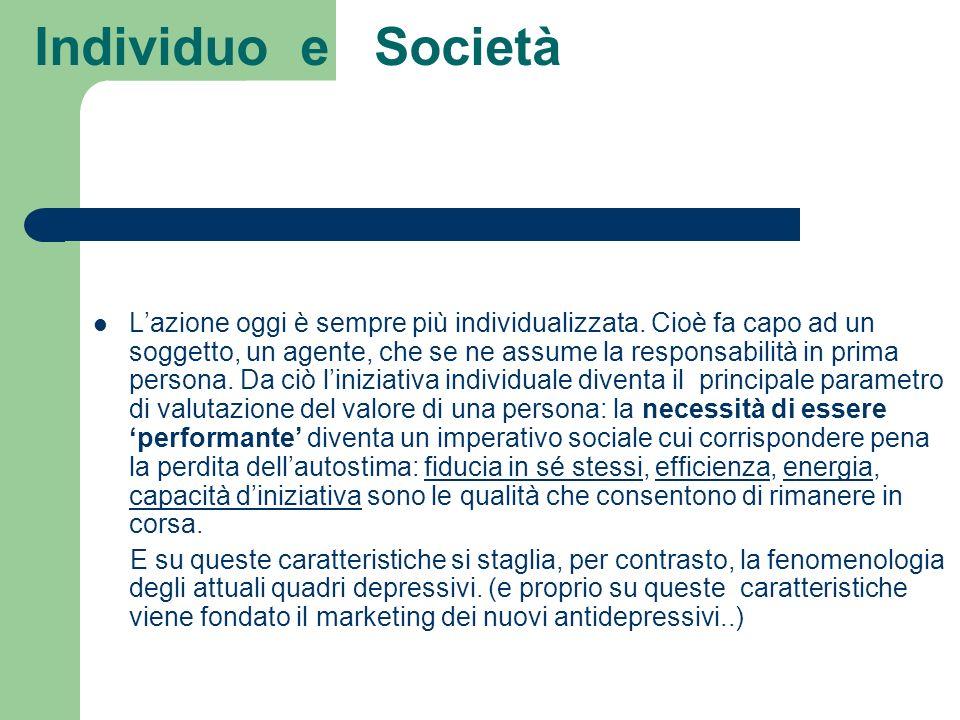 Individuo e Società