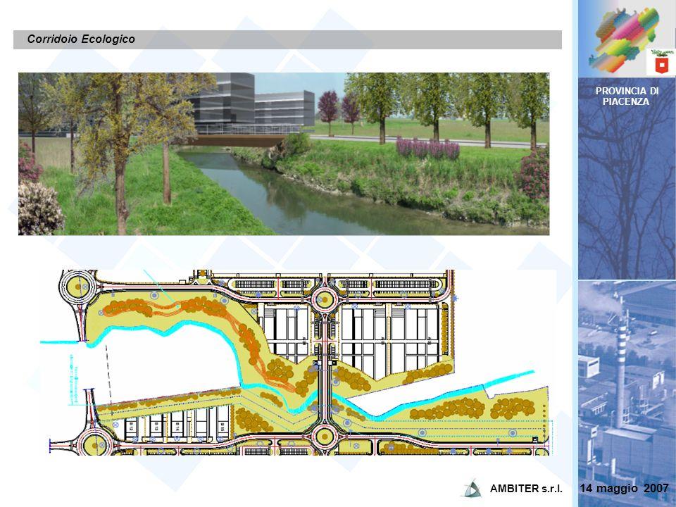 14 maggio 2007 Corridoio Ecologico AMBITER s.r.l.