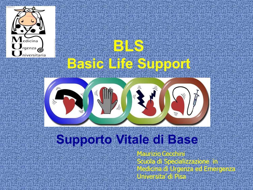 Supporto Vitale di Base