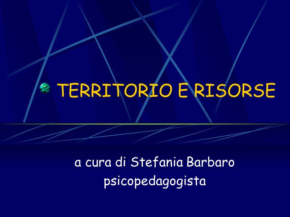 a cura di Stefania Barbaro psicopedagogista