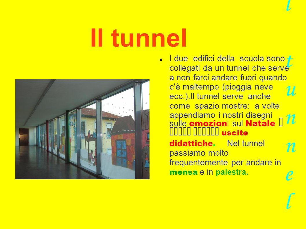 Il tunnelIl tunnel.
