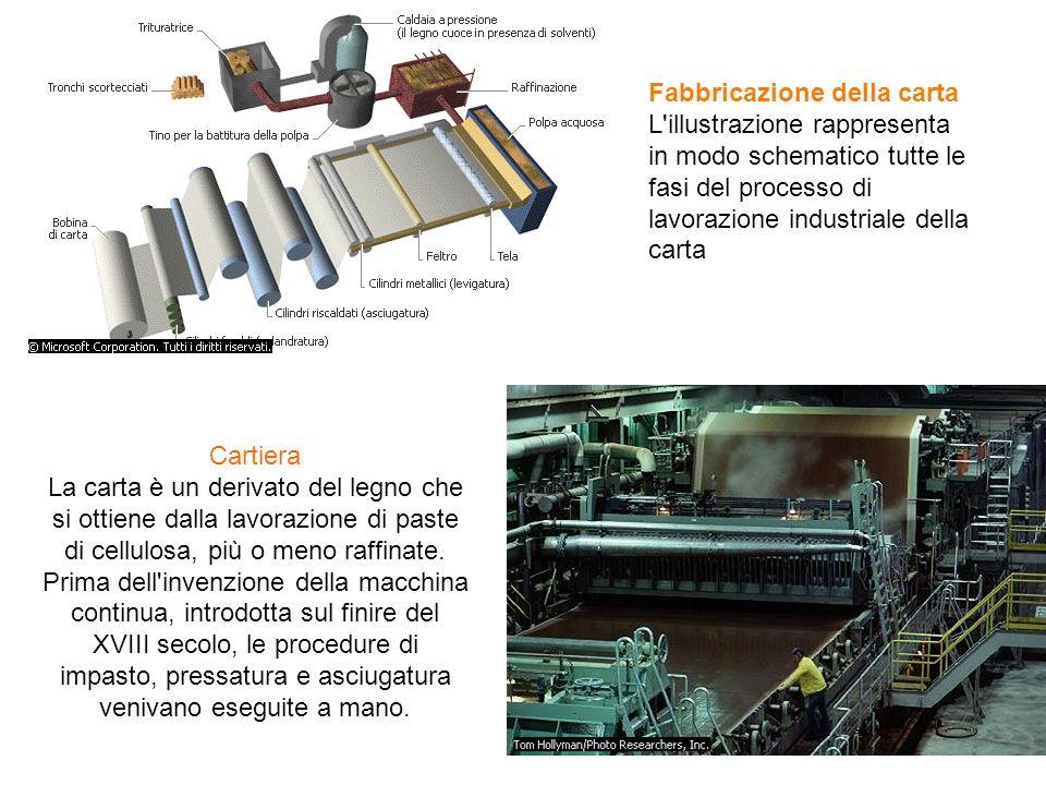 Fabbricazione della carta
