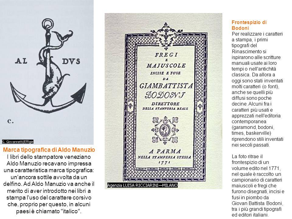 Marca tipografica di Aldo Manuzio