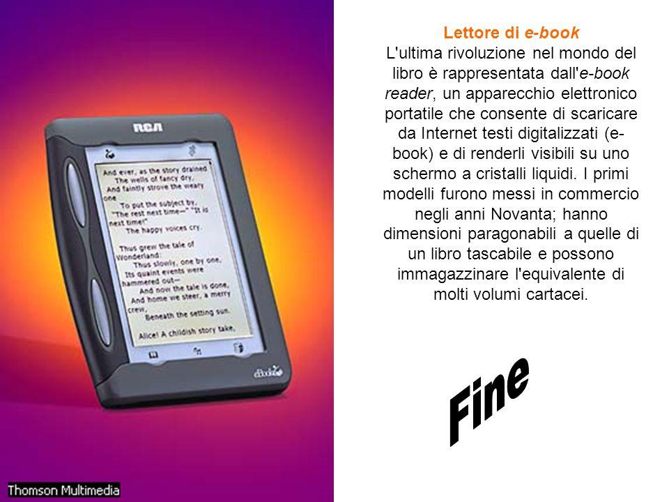 Lettore di e-book