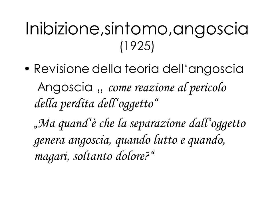 Inibizione,sintomo,angoscia (1925)