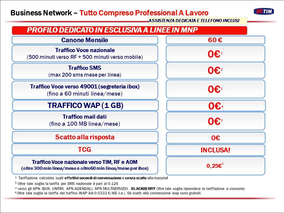 Business Network – Tutto Compreso Professional A Lavoro