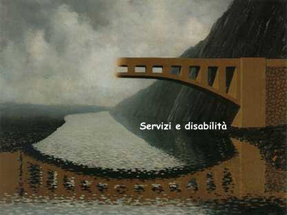 Servizi e disabilità