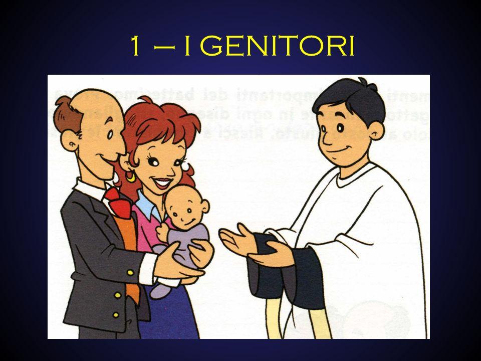 1 – I GENITORI