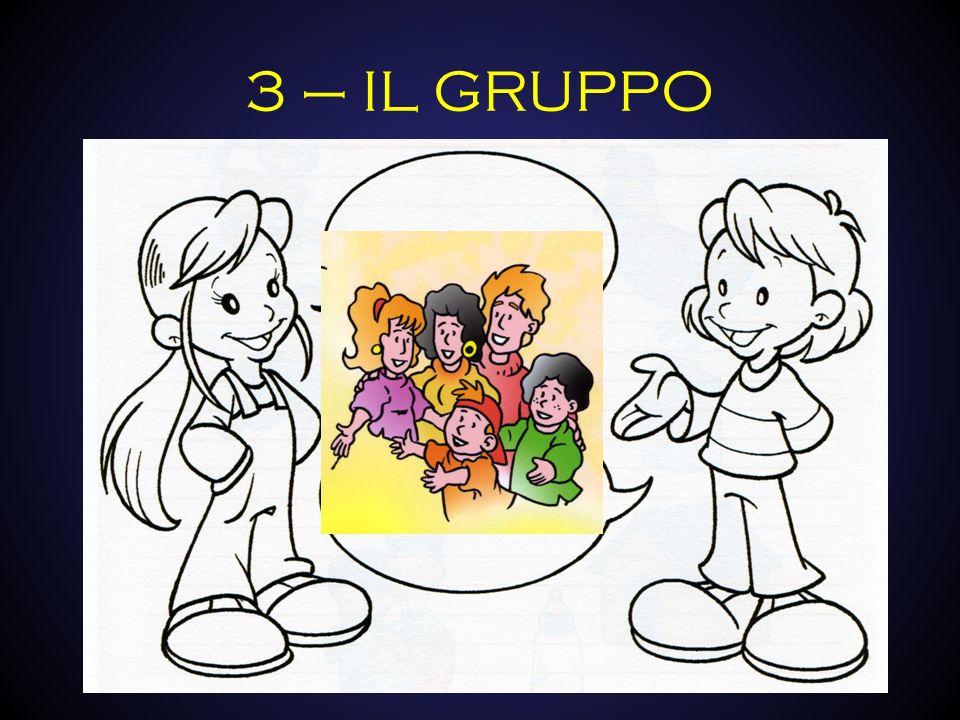 3 – IL GRUPPO