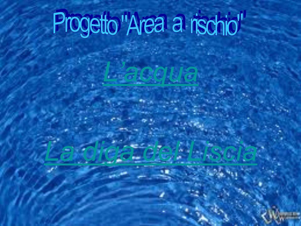 L'acqua La diga del Liscia