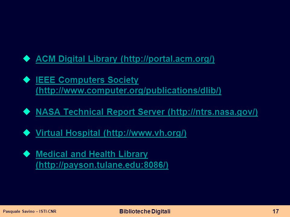 ACM Digital Library (http://portal.acm.org/)