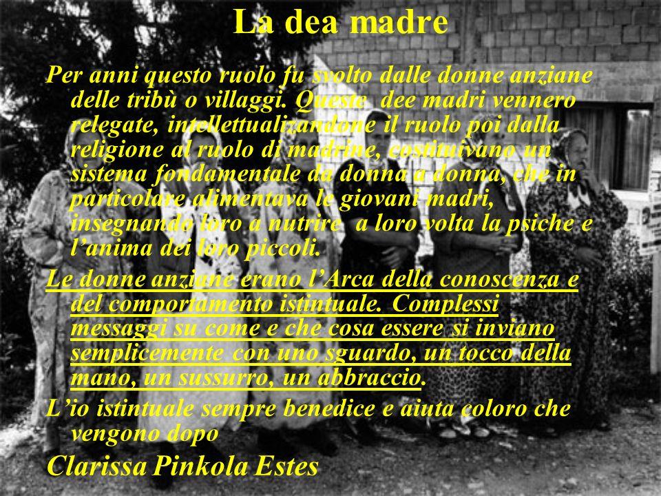 La dea madre Clarissa Pinkola Estes