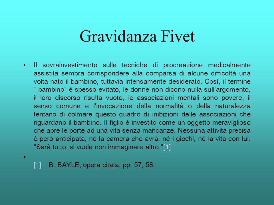 Gravidanza Fivet