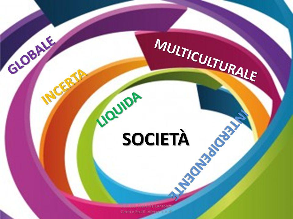 Dott.ssa Stefania Lamberti Centro Studi Interculturali