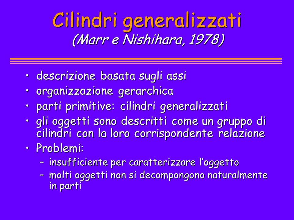 Cilindri generalizzati (Marr e Nishihara, 1978)