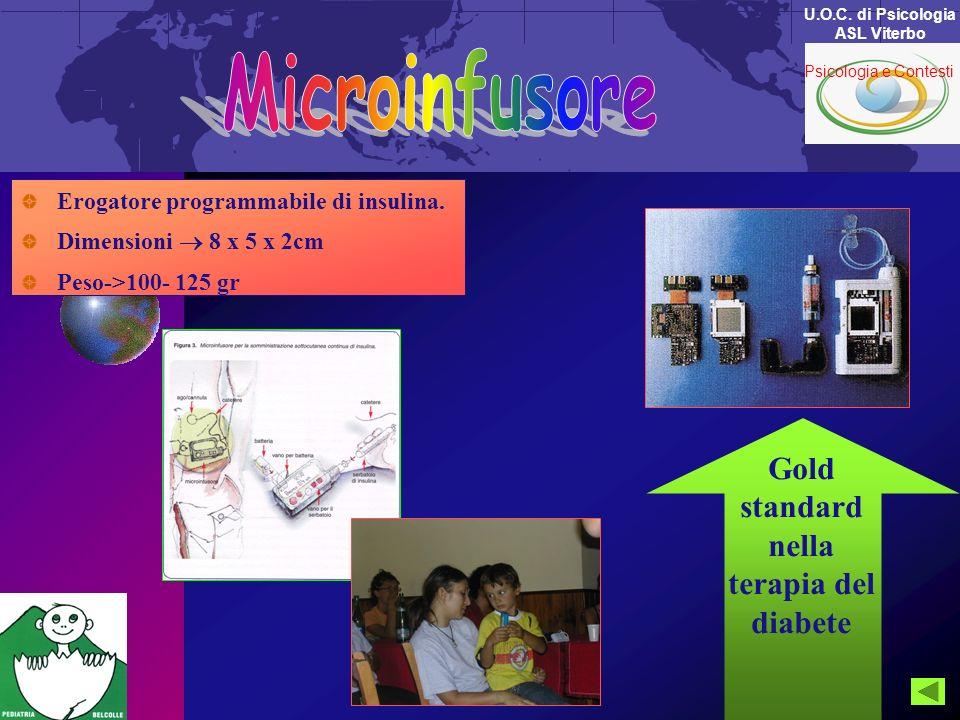 Gold standard nella terapia del diabete