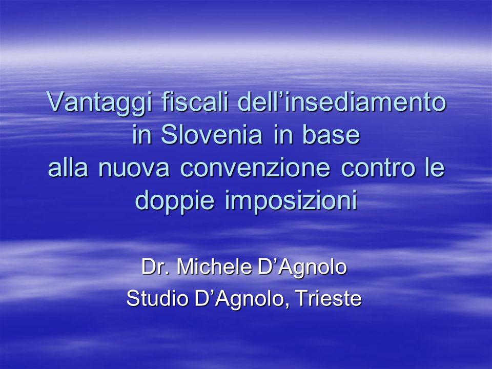 Dr. Michele D'Agnolo Studio D'Agnolo, Trieste