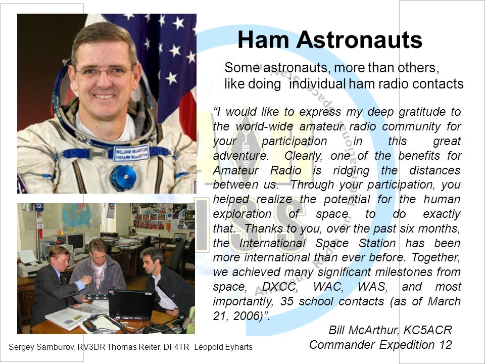 Ham Astronauts Some astronauts, more than others,