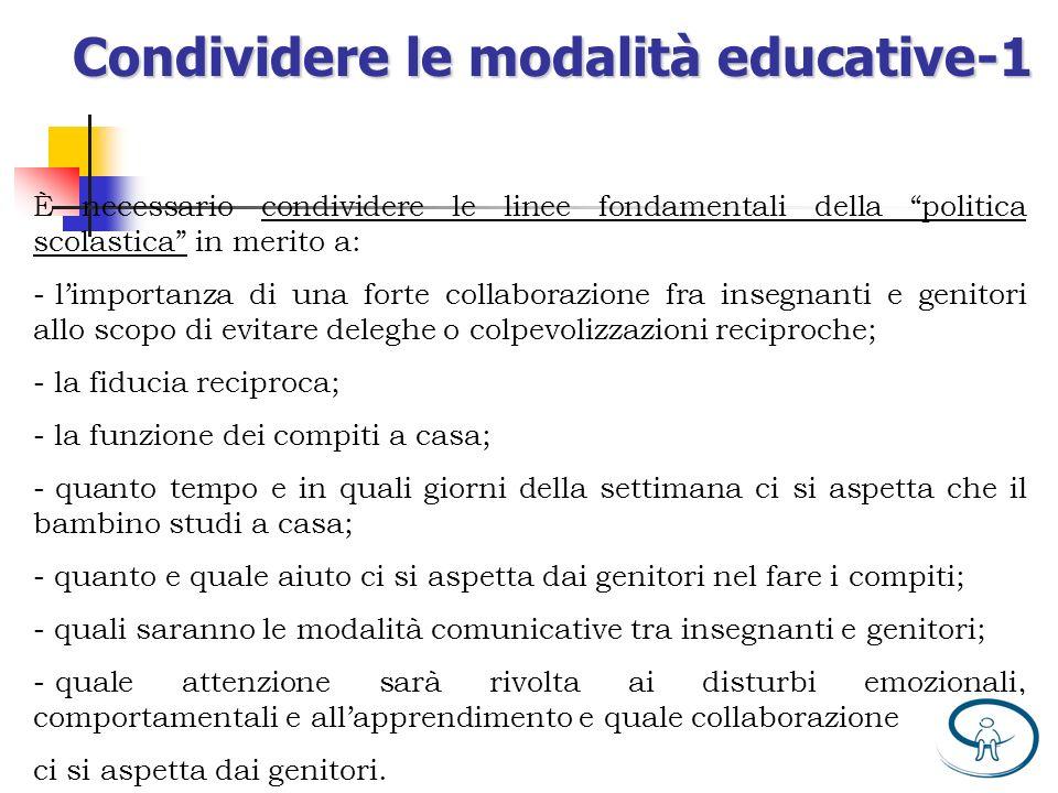 Condividere le modalità educative-1