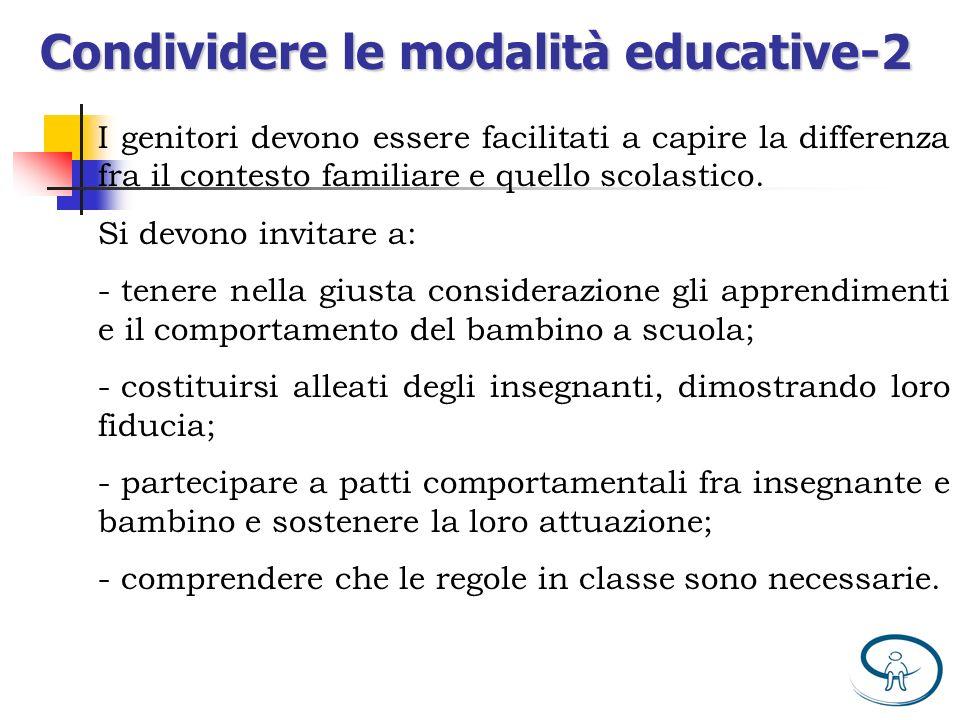 Condividere le modalità educative-2