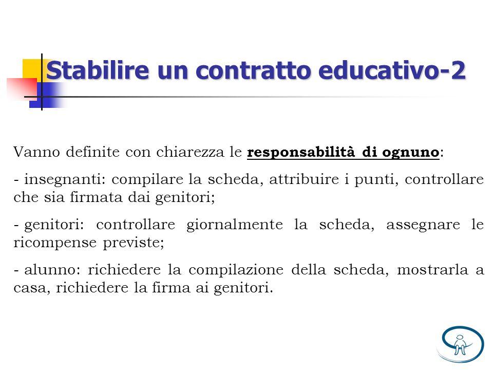 Stabilire un contratto educativo-2