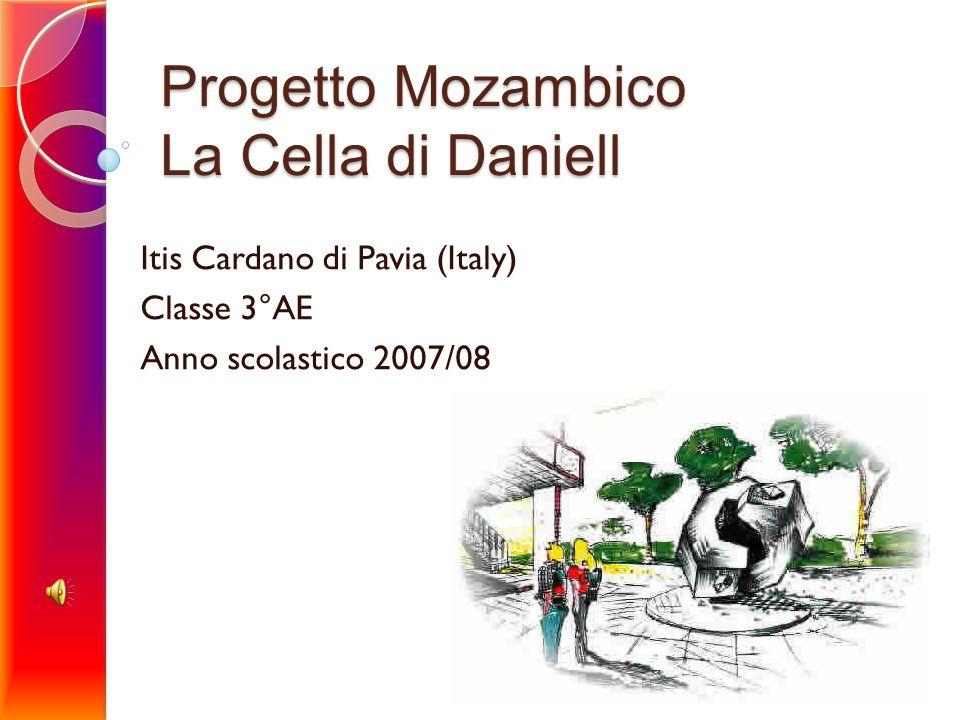 Progetto Mozambico La Cella di Daniell