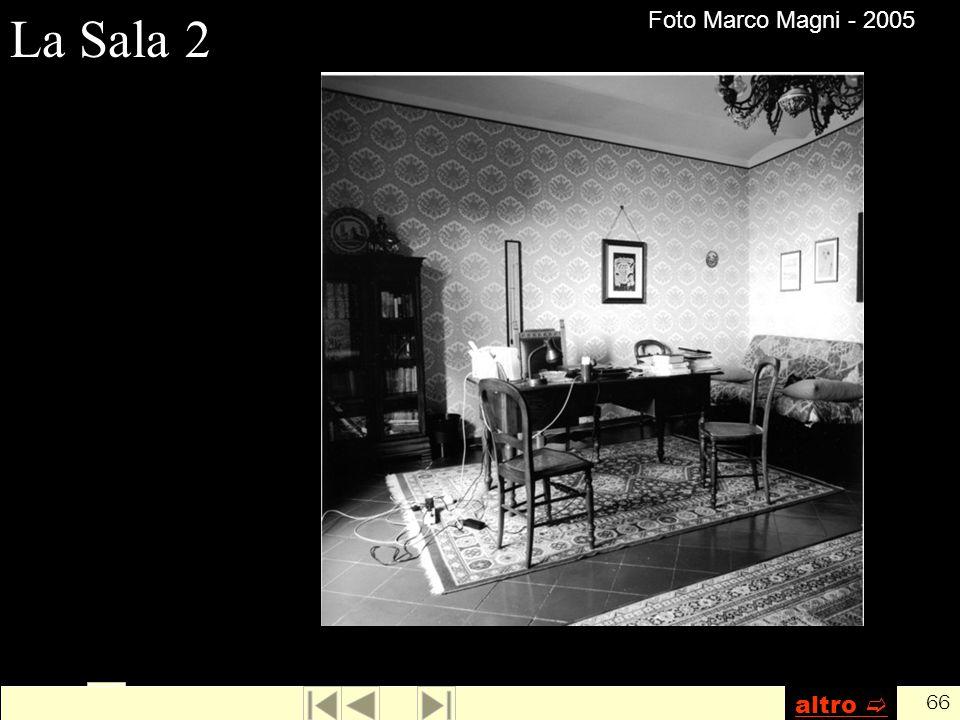 La Sala 2 Foto Marco Magni - 2005 altro 