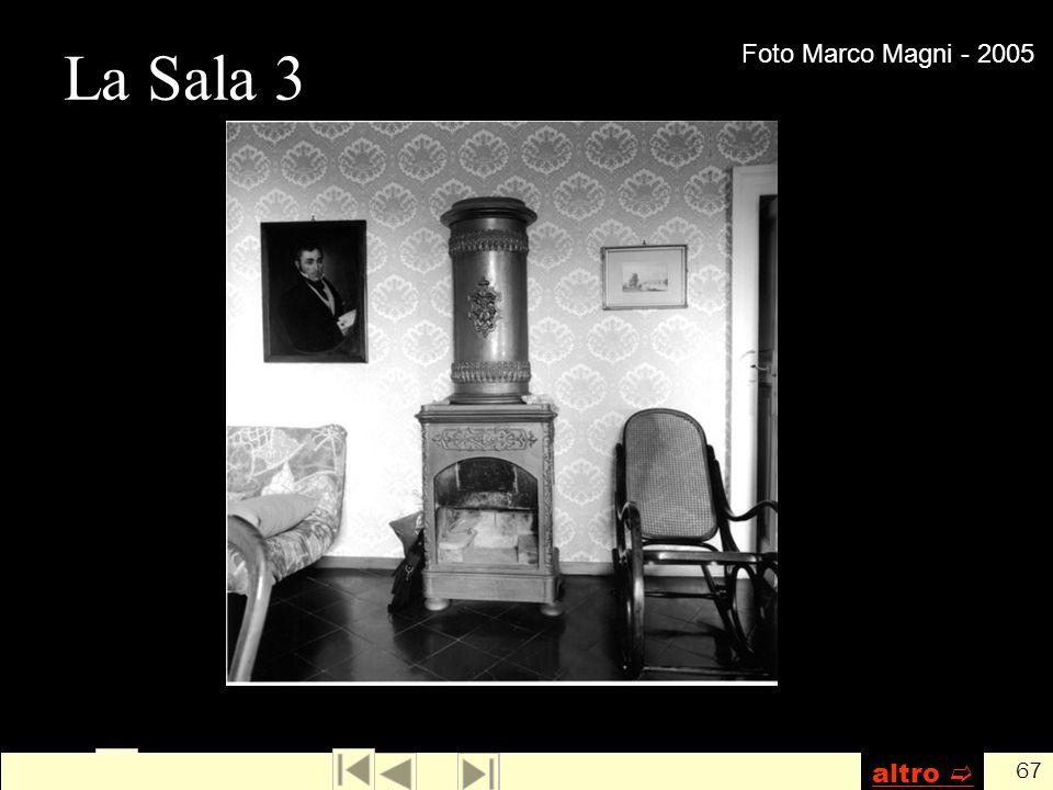 La Sala 3 Foto Marco Magni - 2005 altro 