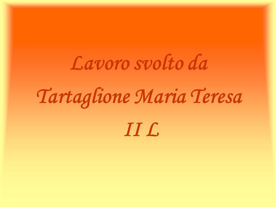 Tartaglione Maria Teresa