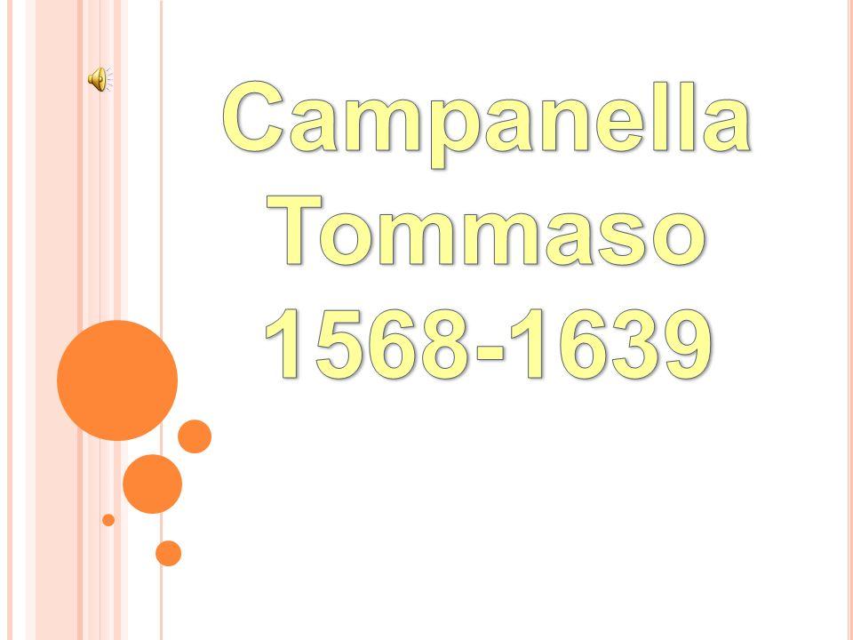 Campanella Tommaso 1568-1639