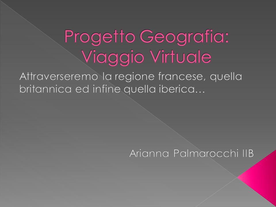 Progetto Geografia: Viaggio Virtuale