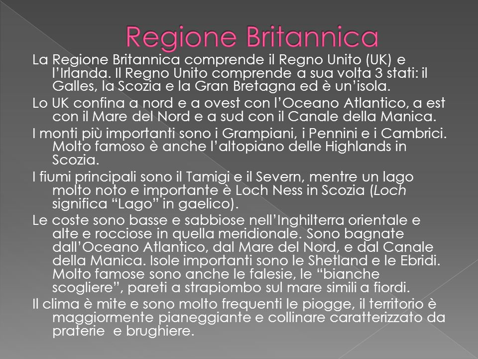 Regione Britannica