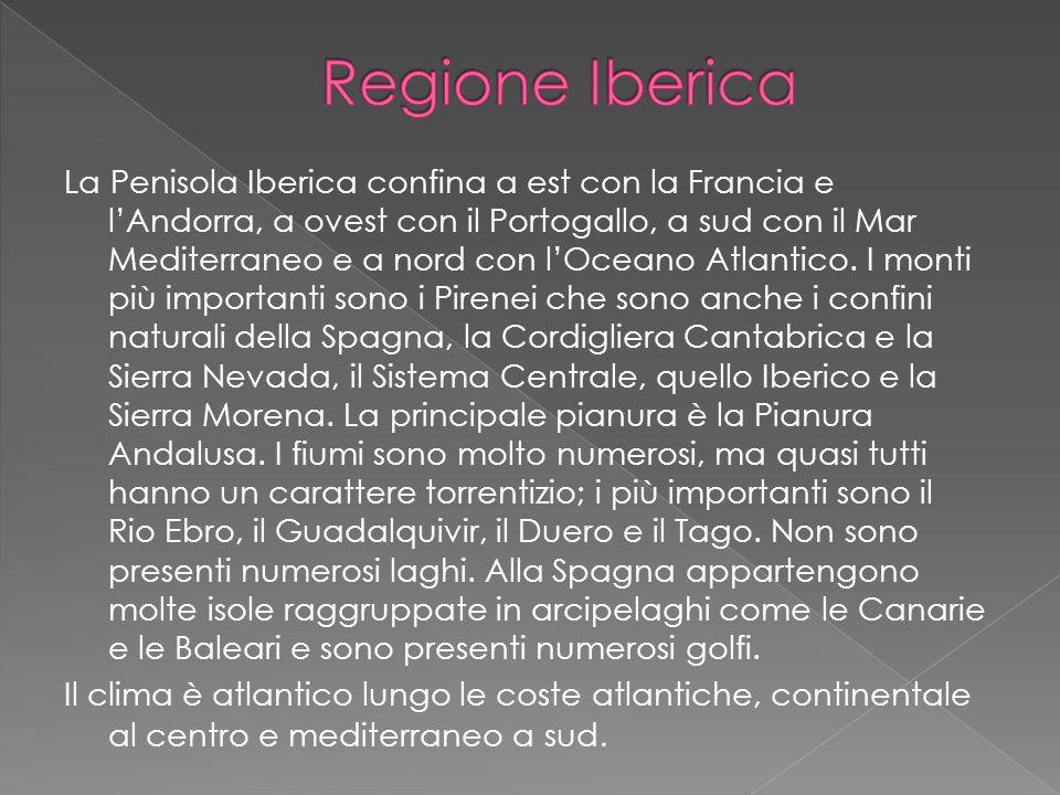 Regione Iberica