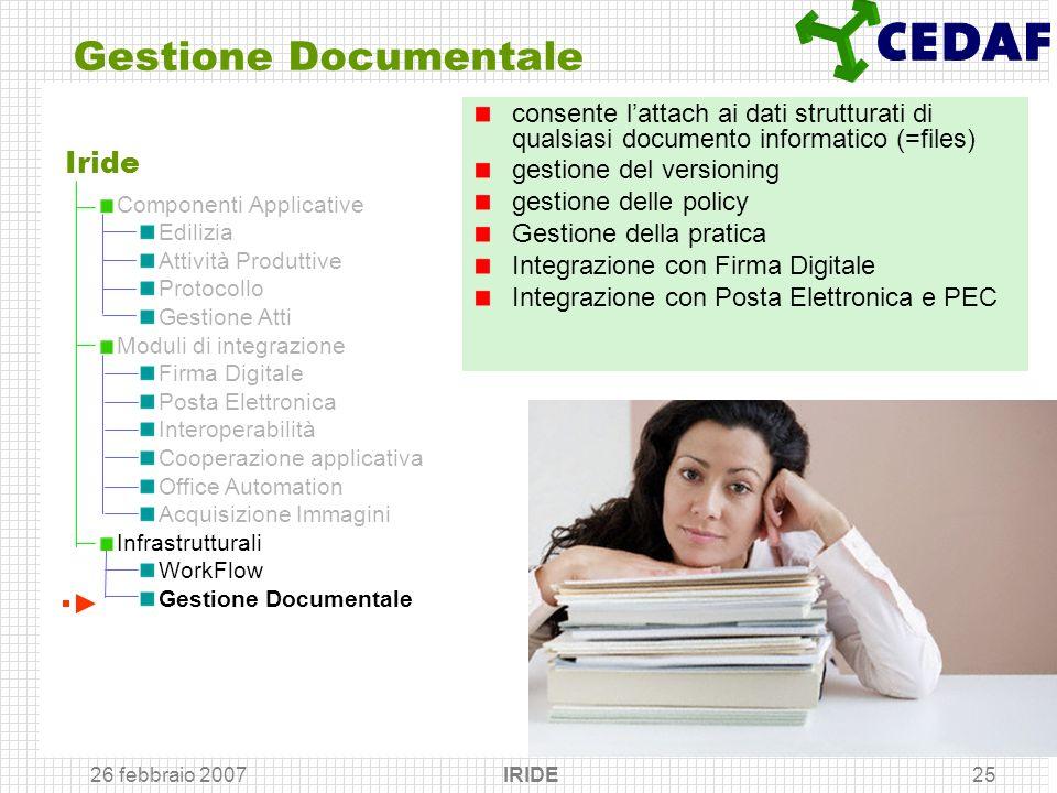 Gestione Documentale Iride