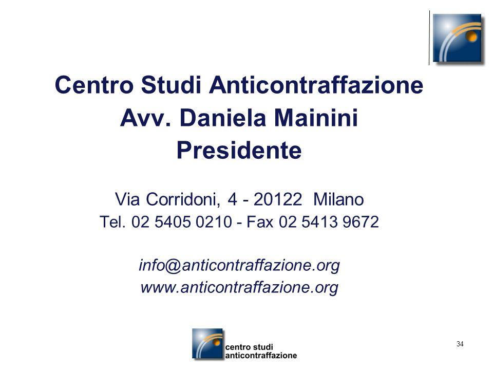 Centro Studi Anticontraffazione