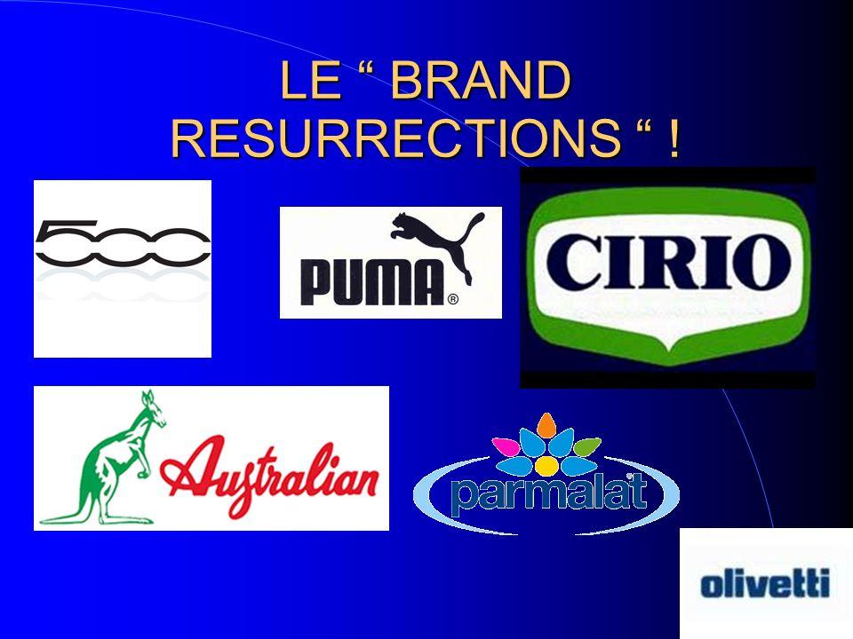 LE BRAND RESURRECTIONS !