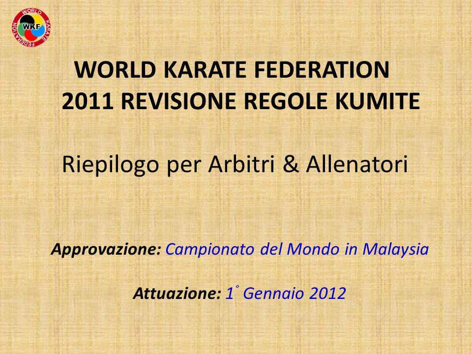 Approvazione: Campionato del Mondo in Malaysia