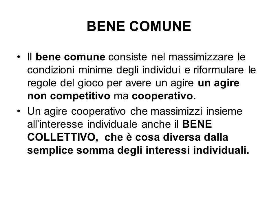 BENE COMUNE
