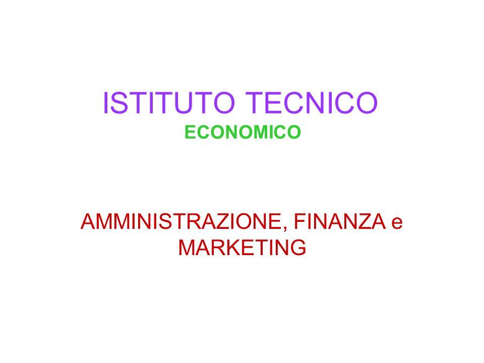 ISTITUTO TECNICO ECONOMICO