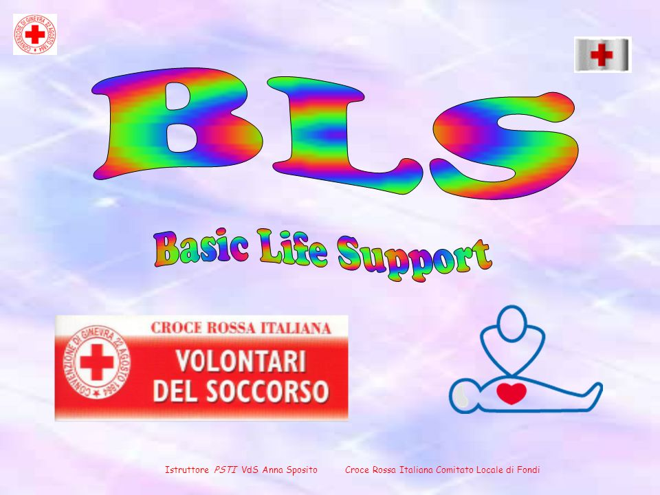 BLSBasic Life Support.