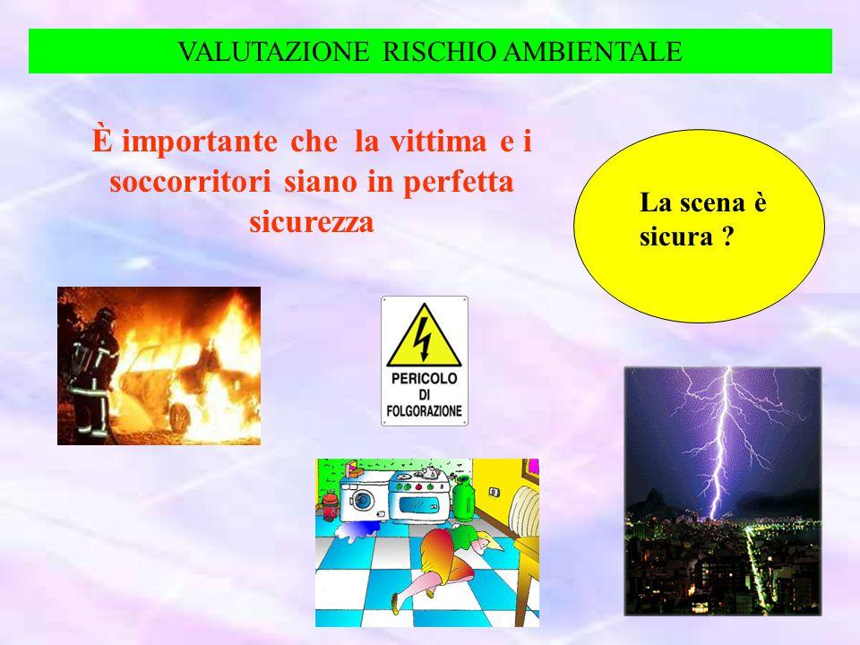 VALUTAZIONE RISCHIO AMBIENTALE