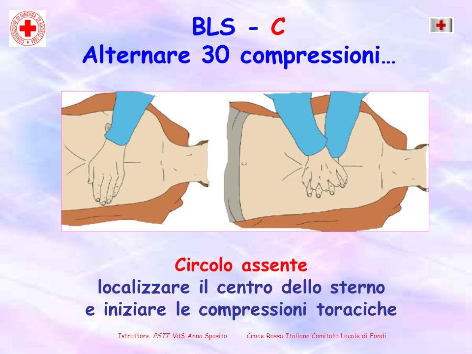 BLS - C Alternare 30 compressioni…