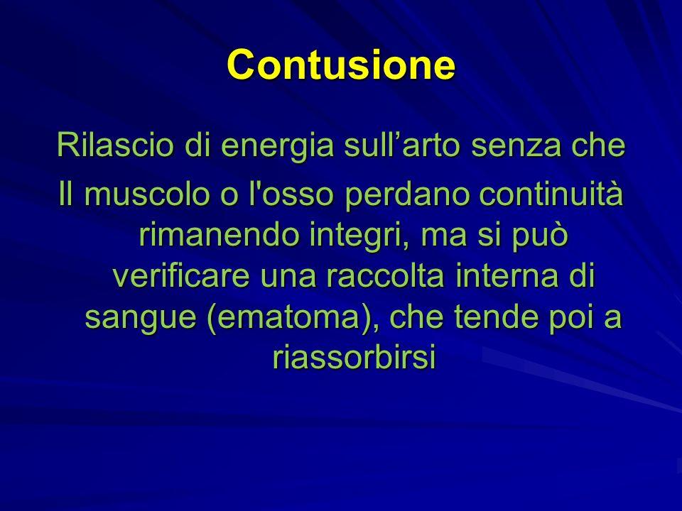 Contusione