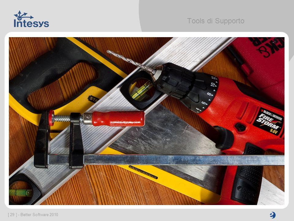 Tools di Supporto